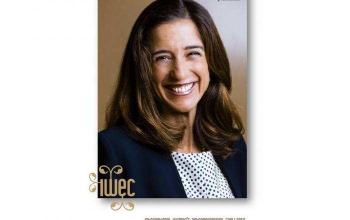 Inés Juste, presidenta de Grupo JUSTE, premio International Women's Entrepreneurial Challenge IWEC 2017